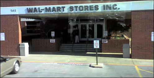 Wal-Mart HQ