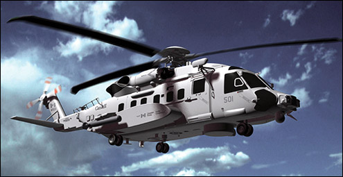 Cyclone Helicopter