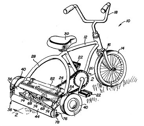 Three-Wheeled Ankle-Biter