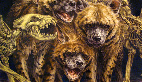 Right-Wing Hyenas